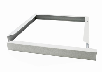 Surface mounting kit for 60*60 pane