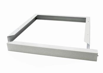Surface mounting kit for 60*60 pane