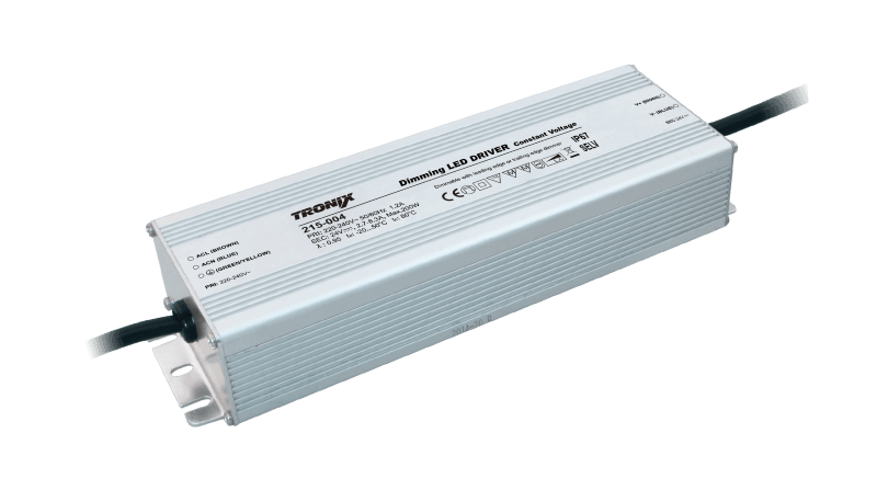 Power Supply | 24V | 200W | Triac Dimmable | Outdoor