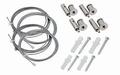 Suspension kit for Led Panels | Adjustable max. 150cm